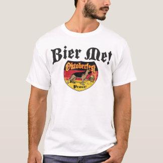 German Shepherd Bier Hound T-Shirt