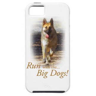 German Shepherd Big Dogs IPhone cover