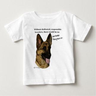 German Shepherd - breeders Baby T-Shirt