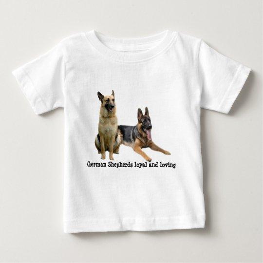 German Shepherd Buddies Toddler Unisex Shirt