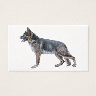 German Shepherd business Card