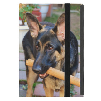 German Shepherd by Shirley Taylor Cover For iPad Mini