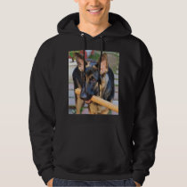 German Shepherd by Shirley Taylor Hoodie