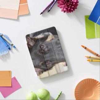German Shepherd by Shirley Taylor iPad Mini Cover