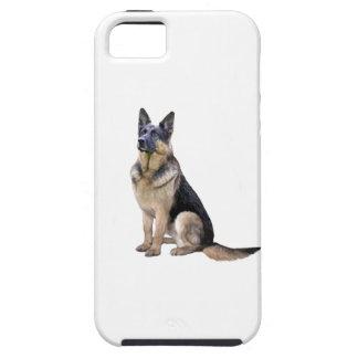 German Shepherd (C) iPhone 5 Covers
