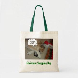German Shepherd Christmas Bags