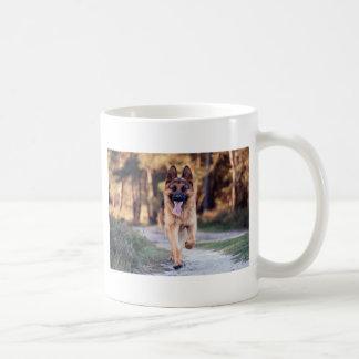 German Shepherd Classic White Coffee Mug