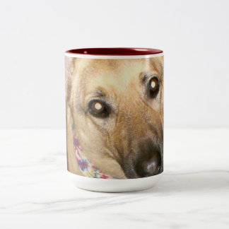 German Shepherd Close-Up Mug