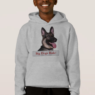 German Shepherd Collection Hoodie