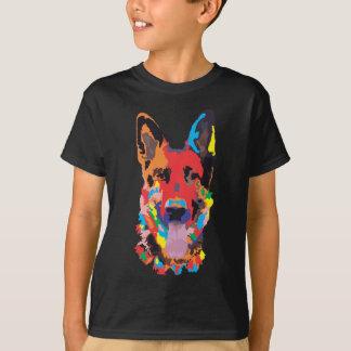 German shepherd color T-Shirt