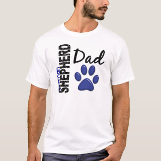 German Shepherd Dad 2 T-Shirt