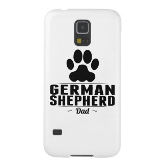 German Shepherd Dad Galaxy S5 Case