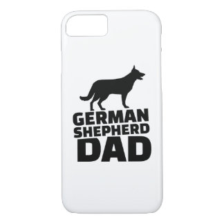 German shepherd Dad iPhone 8/7 Case