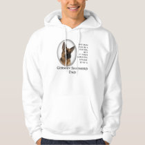 German Shepherd Dad Shirt
