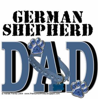 German Shepherd DAD Statuette