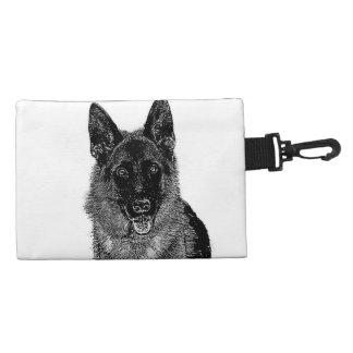 German Shepherd dog Accessories Bags