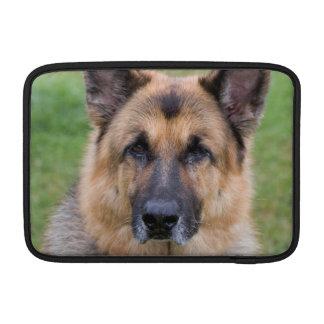 German Shepherd dog beautiful macbook air sleeve