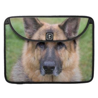 German Shepherd dog beautiful macbook pro sleeve