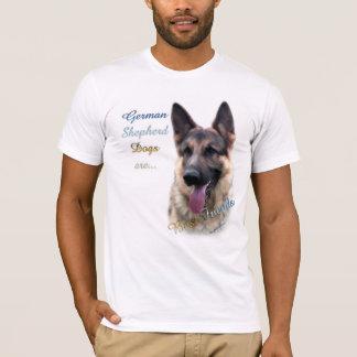 German Shepherd Dog Best Friend 2 T-Shirt