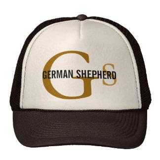 German Shepherd  Dog Breed Trucker Hat/Cap Trucker Hat
