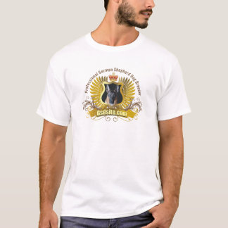 German Shepherd Dog Breeder and Owner Products T-Shirt