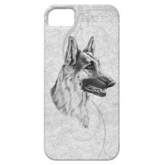 German Shepherd Dog iPhone 5 Cover
