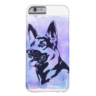 German Shepherd dog case