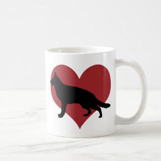 German Shepherd Dog Coffee Mug