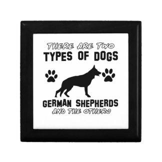 german shepherd dog designs jewelry boxes