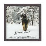 German Shepherd Dog Gift Box