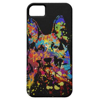 German Shepherd Dog -GSD iPhone SE/5/5s Case