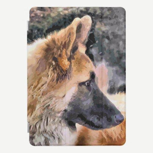 GERMAN SHEPHERD DOG iPad PRO COVER
