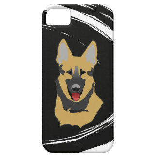 German Shepherd Dog  iPhone 5 Case