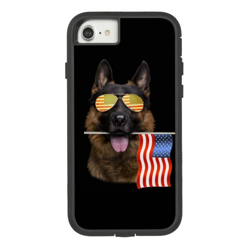 German Shepherd Dog Lover Gift Case-Mate Tough Extreme iPhone 8/7 Case