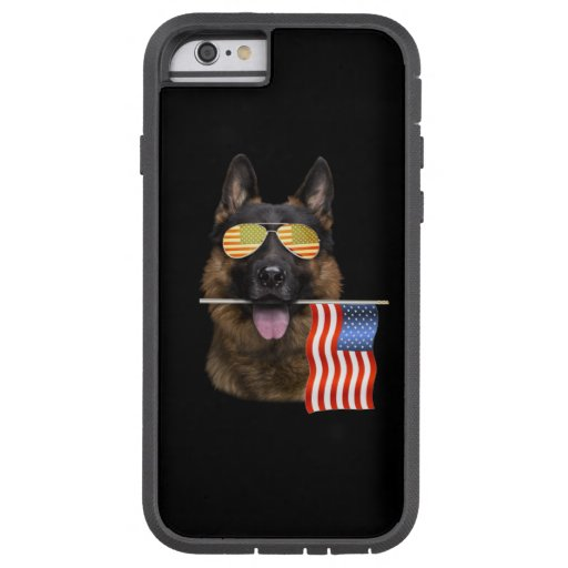 German Shepherd Dog Lover Gift Tough Xtreme iPhone 6 Case