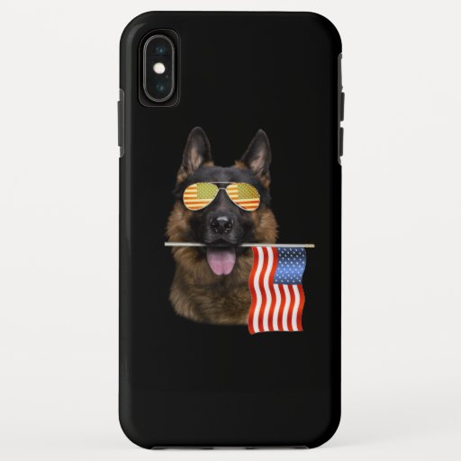 German Shepherd Dog Lover Gift iPhone XS Max Case