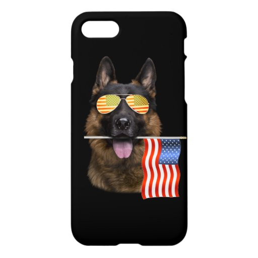 German Shepherd Dog Lover Gift iPhone 8/7 Case