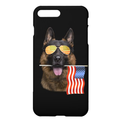German Shepherd Dog Lover Gift iPhone 8 Plus/7 Plus Case