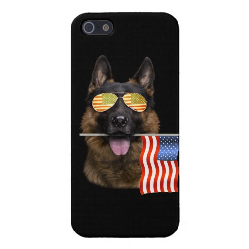 German Shepherd Dog Lover Gift Case For iPhone SE/5/5s