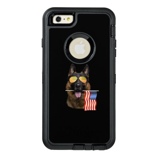 German Shepherd Dog Lover Gift OtterBox Defender iPhone Case