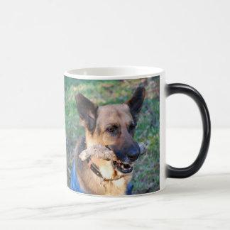German Shepherd Dog Magic Mug