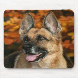 German Shepherd Dog Mousepad