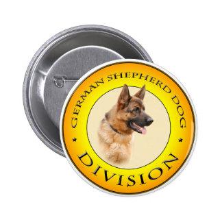 German Shepherd dog Pinback Button