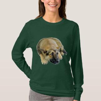German Shepherd Dog Puppy T-Shirt
