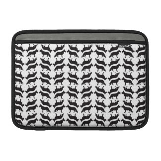 German shepherd dog sample sleeve for MacBook air