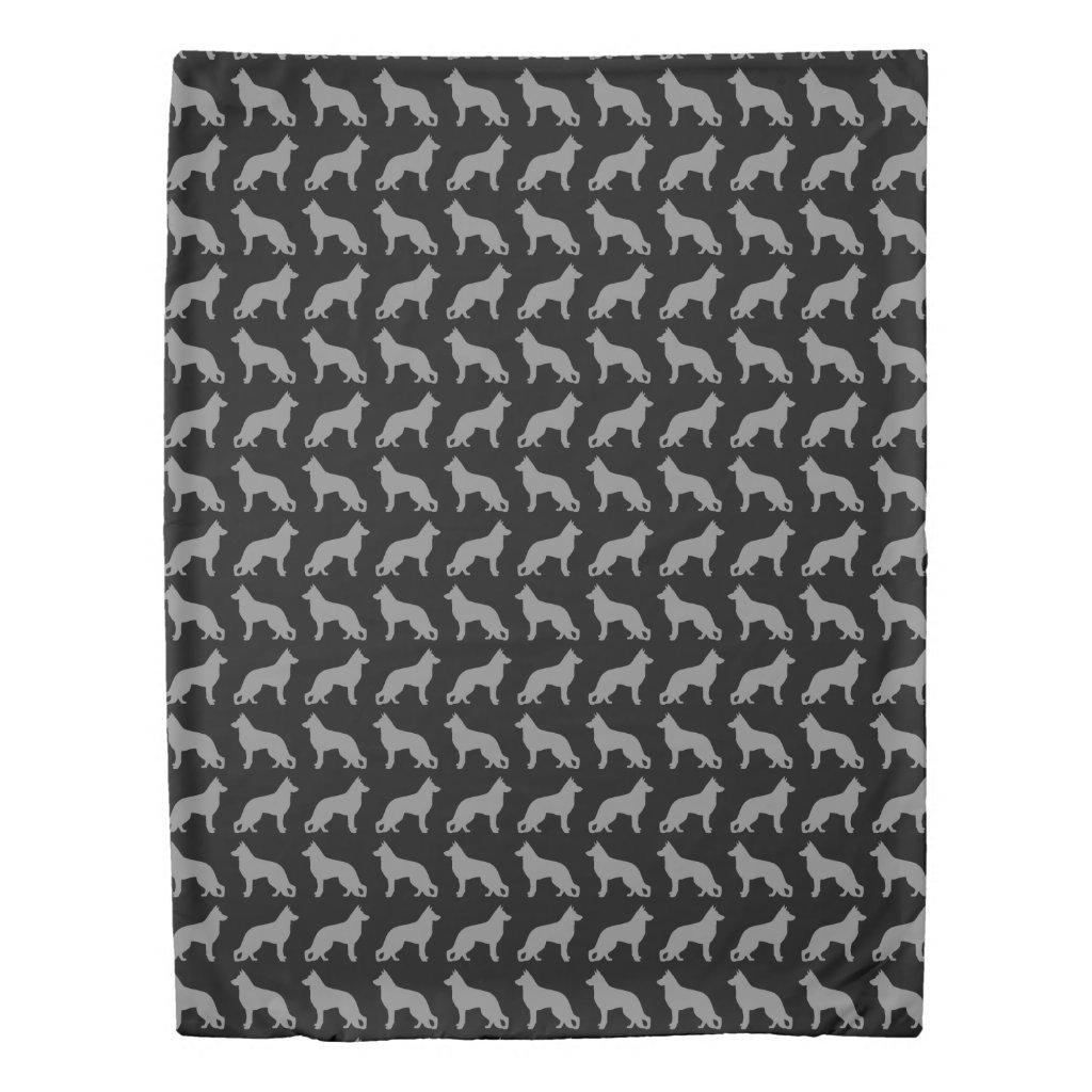 German Shepherd Blankets Quilt Comforter Duvet Covers Bed Sheets