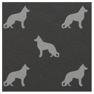German Shepherd Fabric Zazzle