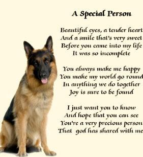 Dog Poem Notepads | Zazzle
