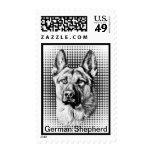 German Shepherd Dog Stamps