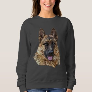 German Shepherd Dog Sweatshirt